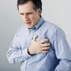 Heart Attack Man